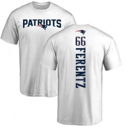Youth James Ferentz New England Patriots Backer T-Shirt - White